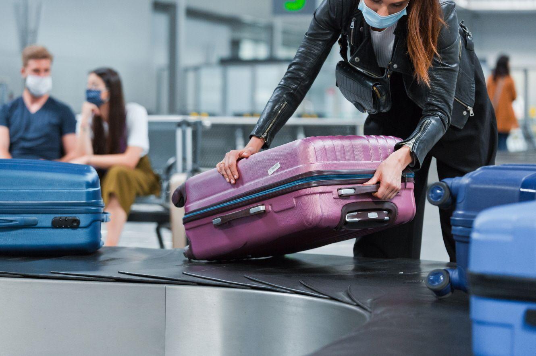 بار مجاز قابل حمل در هواپیما