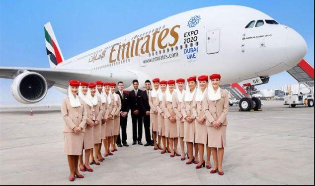 شرکت هواپیمایی امارات ، از بهترین های جهان
